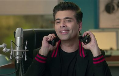 Ae radio hai mushkil! Karan Johar is getting there though...