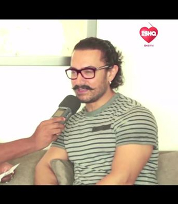 Aamir Khan reveals that his wallet is always empty!
