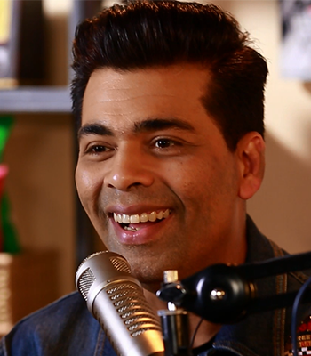 """This Bollywood couple can never survive long distance"" – Karan Johar"
