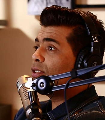 My life hinges on the concept of self-esteem | Karan Johar