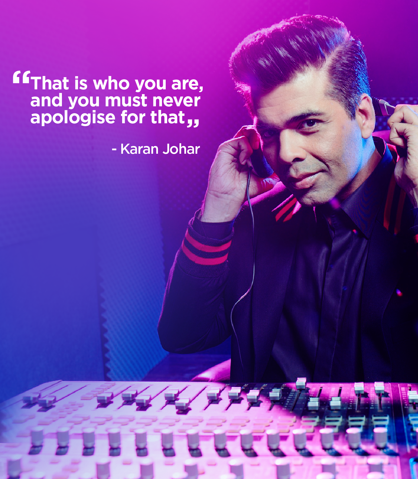 """No one should ever hurt you for not being able to understand English 