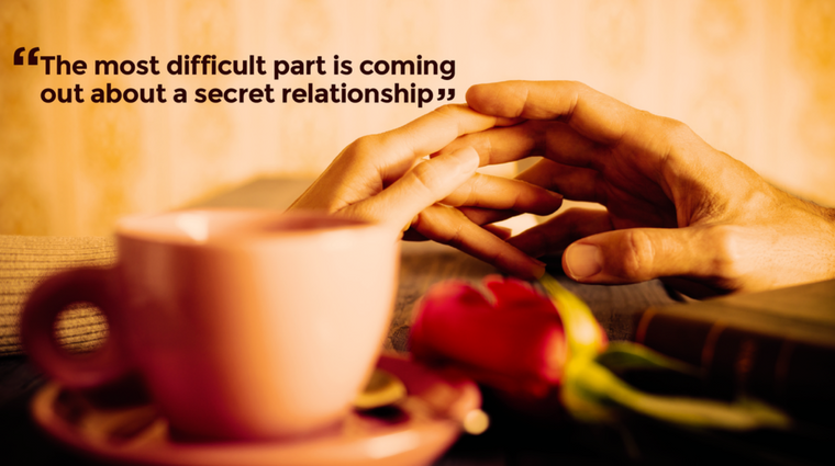 the secret and relationships