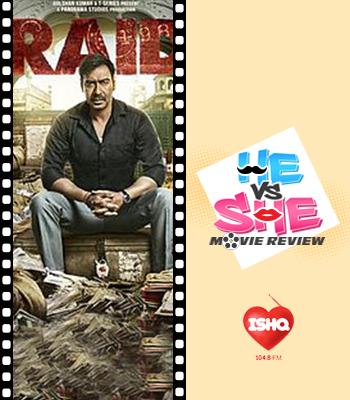 Movie Review of Raid – Ft. Ajay Devgan