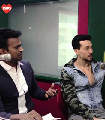 Tiger confesses he isn't dating Disha | Ishq Khulke with SidK | Tiger Shroff | Disha Patani