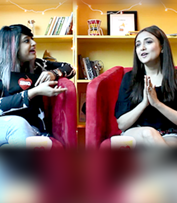 Watch Monali Thakur singing all her favourite songs Ft. Ishq Sangy
