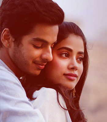 The Stars of Dhadak take your love story to the world
