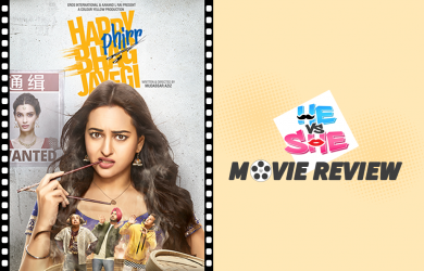 Happy Fir Bhag Jayegi movie review