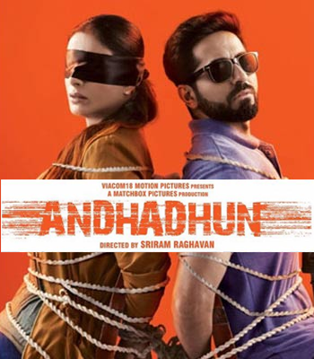Andhadhun Movie Review ft Nyssha and Jay