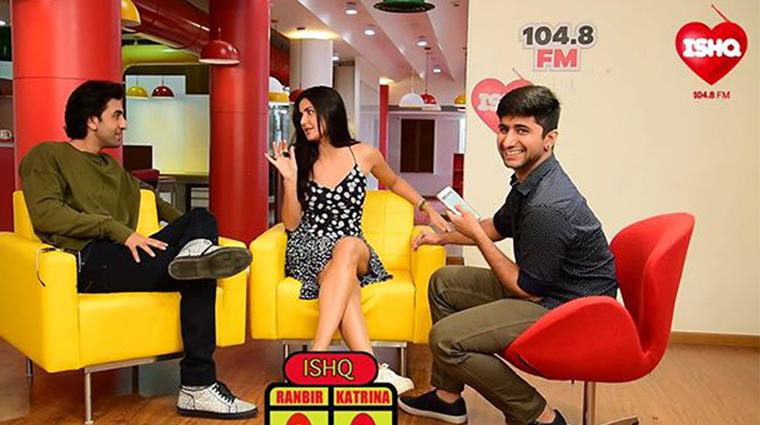 RJ Kabeer puts Jagga Jasoos pair to the test!